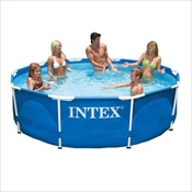 Intex Metal Frame zwembaden