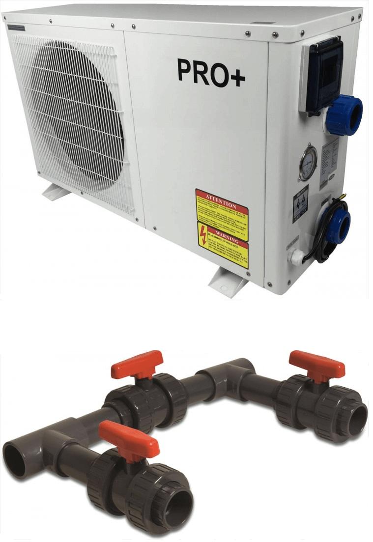 Warmtepomp-aanlsuitset