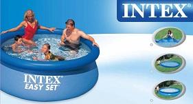 Intex Easy Set zwembaden